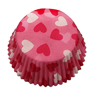 BB67 100pcs Colorful Paper Cake Cupcake Liner Case Wrapper Muffin Baking Cup Party Wedding