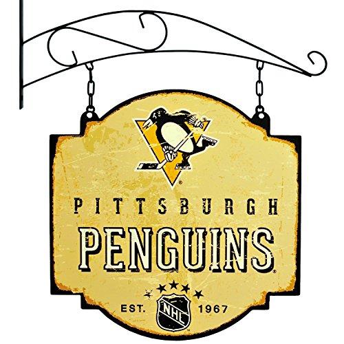 Winning Streak NHL Pittsburgh Penguins Vintage Tavern Sign ()