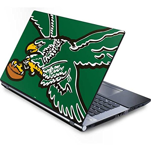 (Skinit Philadelphia Eagles Retro Logo Generic 15.4in Laptop Skin - Officially Licensed NFL Laptop Decal - Ultra Thin, Lightweight Vinyl Decal Protection)