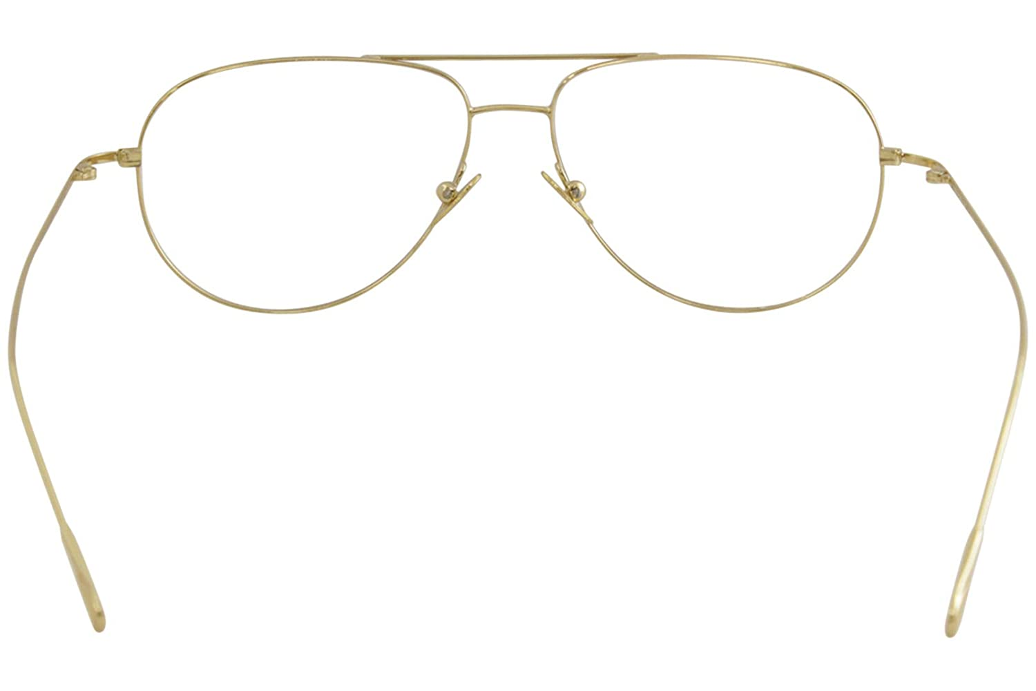 Oligarch Eyeglasses NK1104 NK//1104 Silver Plated Full Rim Optical Frame 56mm