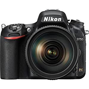 Nikon D750 with 24-120mm F4G ED VR Lens