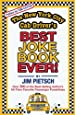 The New York City Cab Driver's BEST JOKE BOOK EVER!