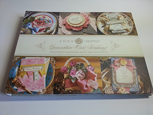 Decorative Card Making Featuring Banners, Bows, and -