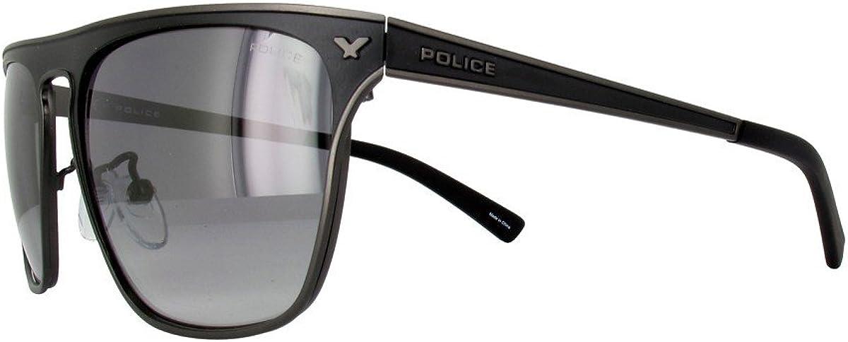 POLICE HISTORY 2 S8978 8H5X Lunettes de soleil homme