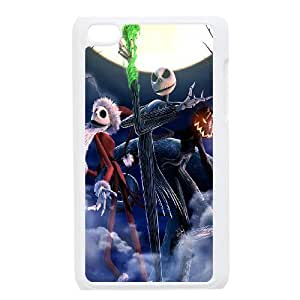 The?Nightmare Before Christmas For Ipod Touch 4 Phone Case & Custom Phone Case Cover R98A651598