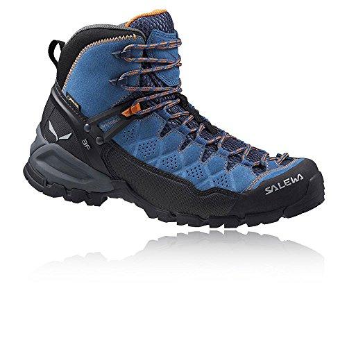 Black Hautes Salewa De Trainer Mid Chaussures tex Bergschuh Alp Femme Gore Randonnée CCrzPxH