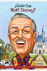 ¿Quién fue Walt Disney? (¿Quién fue?) (Spanish Edition) Kindle Edition