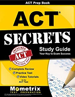 ACT Prep Book Complete Tutorials ebook product image