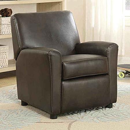 True Innovation Bonded Leather Childrenu0027s Recliner Kids Chair/Sofa:  Amazon.co.uk: Kitchen U0026 Home