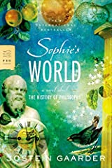 """One day Sophie comes home from school to find two questions in her mail: """"Who are you?"""" and """"Where does the world come from?"""" Before she knows it she is enrolled in a correspondence course with a mysterious philosopher. Thus begins Jostein Ga..."""