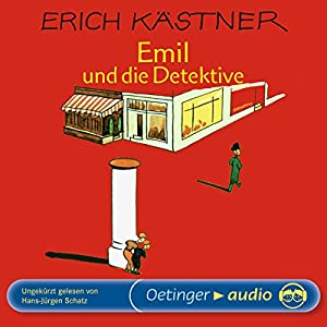 Emil und die Detektive | Livre audio