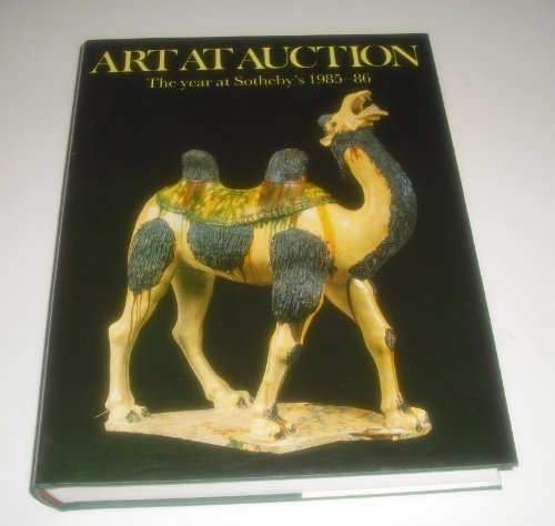 Art at Auction: The Year at Sotheby'S, 1985-86 (SOTHEBY'S ART AT AUCTION) from Brand: Sotheby Parke Bernet Pubns