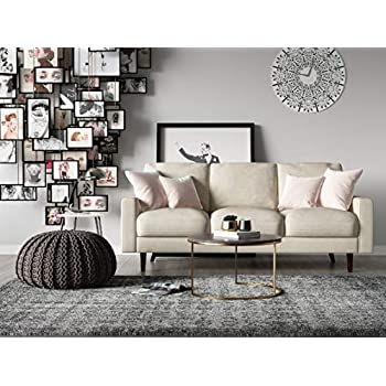 Amazon Com Us Pride Furniture S5421 S Obadiah Sofa Beige