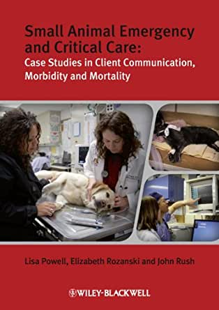 small animal emergency and critical care case studies To find your nearest virginia veterinary centers location click  what is veterinary critical care when it comes to 24-hour emergency veterinary care for your.