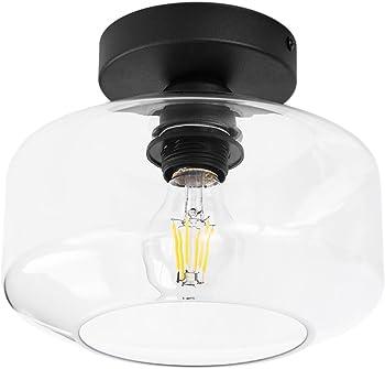 TeHenoo Industrial Ceiling Light Fixture
