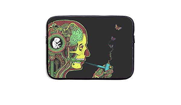 Xxh 15Inch Laptop Sleeve Case Dragonfly Neoprene Cover Bag Compatible MacBook Air//Pro