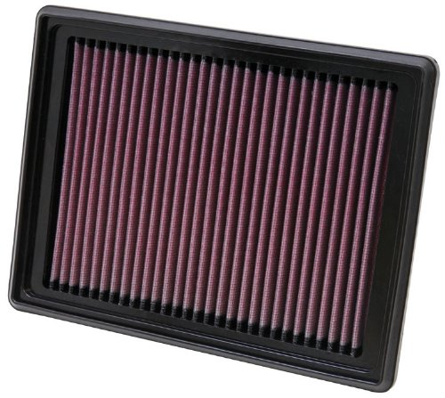 K&N 33-2318 High Performance Replacement Air Filter