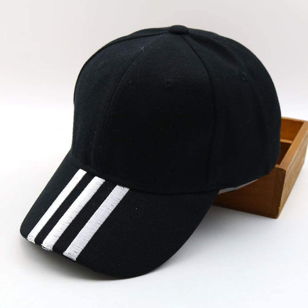 Moda Simple Casual al Aire Libre Sombrero Damas Sombrero Negro ...