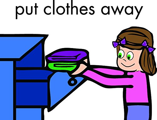 Put Clothes Away ~ Do n slide help around the house buy online in oman