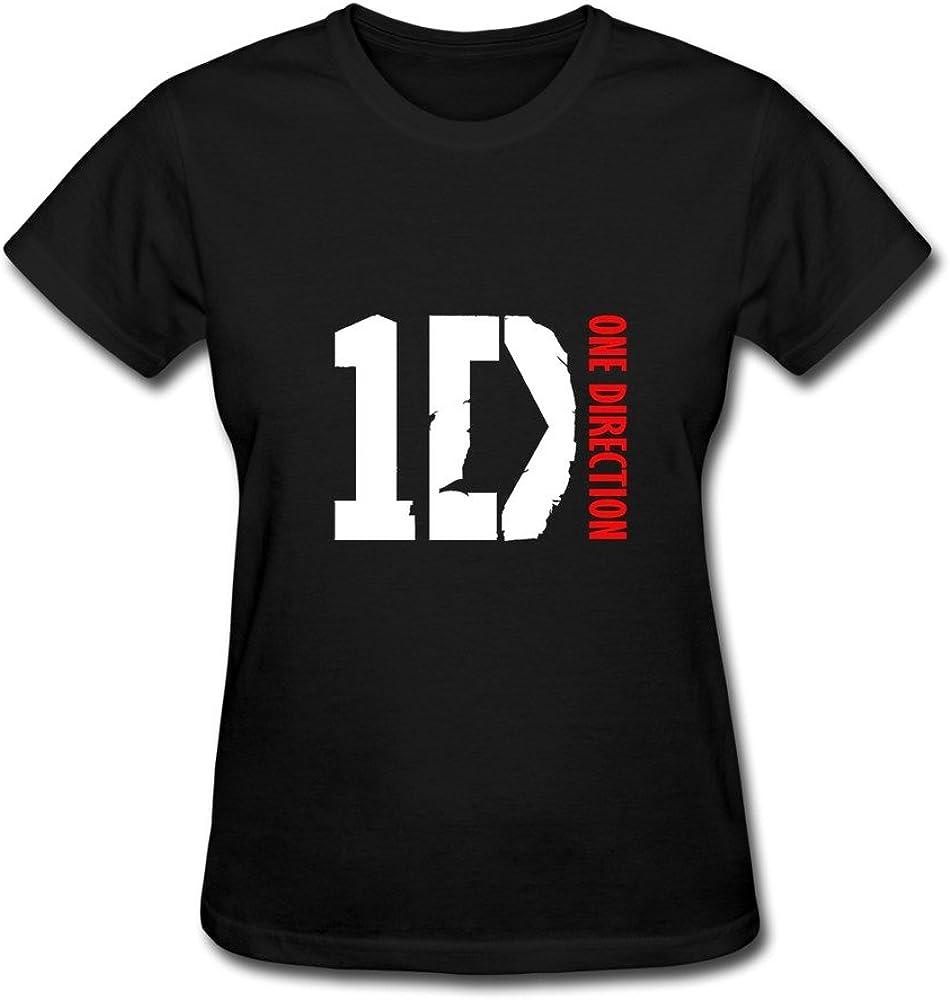 Xuguanghui Camiseta con Logo de One Direction para Mujer
