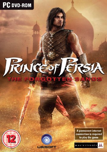 Prince of Persia - The Forgotten Sands (PC DVD) (All Prince Of Persia Games For Pc)