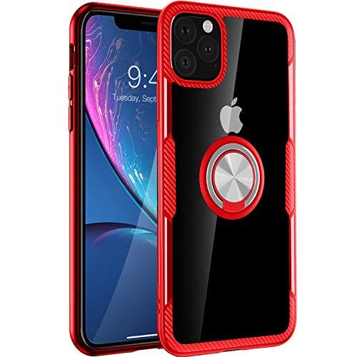 red carbon fiber iphone 4 case - 6