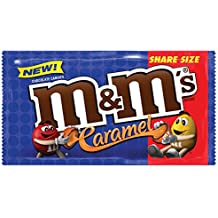 M&M'S Caramel Chocolate Candy Sharing Size 2.83 oz