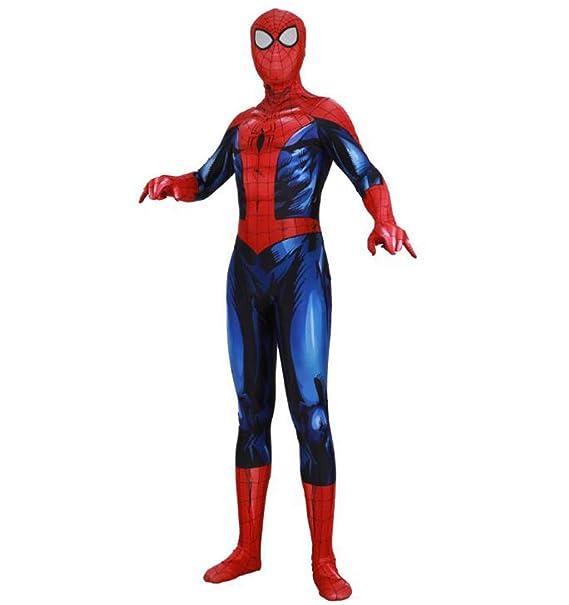 ASPIDER Luminous Spider-Man Cosplay Siameses Todo incluido ...