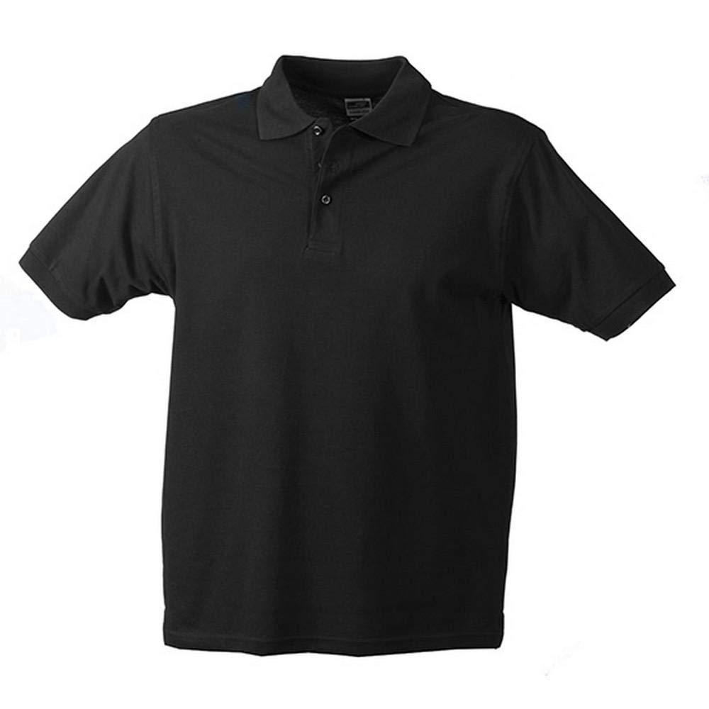 James and Nicholson Mens Workwear Mens Polo