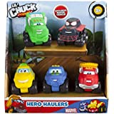 Chuck & Friends Marvel Mini Vehicle (5 Pack)