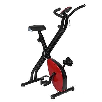 Bicicleta de Fitness plegable para Fácil y Rápido de Instalar y Desmontar Bicicleta estática Xbike con
