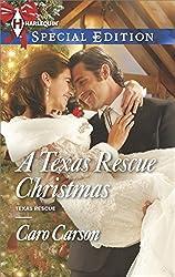 A Texas Rescue Christmas (Texas Rescue series Book 2)