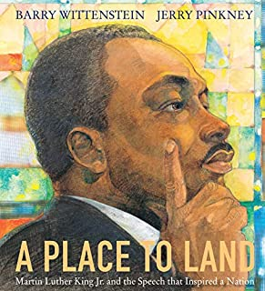 Book Cover: A Place to Land