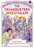 The Crimebusters Investigate, Mark Fowler, 0746020953