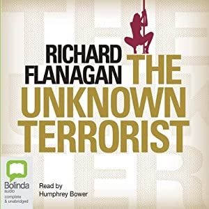 The Unknown Terrorist Audiobook