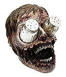 zombie salt and pepper set - WALKING UNDEAD ZOMBIE SALT PEPPER SHAKERS HOLDER SCULPTURE RESIN
