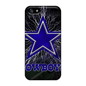 Fashionable Style Case Cover Skin For Iphone 5/5s- Dallas Cowboys