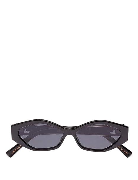 Le Specs Mujeres gafas de sol de lujo panthère petit Negro ...