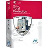 McAfee Total Protection 2015 - 3 PC (PC)