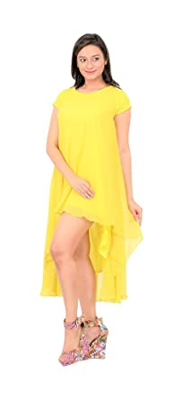5e2cf17013ae ZoeM Women's Branded Casual Dress Beach wear Resort wear Tunic Knee ...
