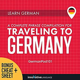 Amazon com: Learn German: A Complete Phrase Compilation for