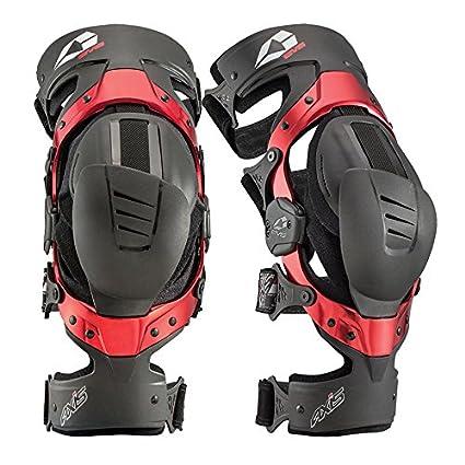 e9c9238b09 Amazon.com: EVS Sports Axis Sport Knee Brace (Black, Medium) - Pair:  Automotive
