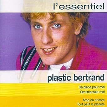 mp3 plastic bertrand