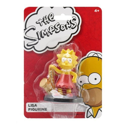 The Simpsons Figurines, 3
