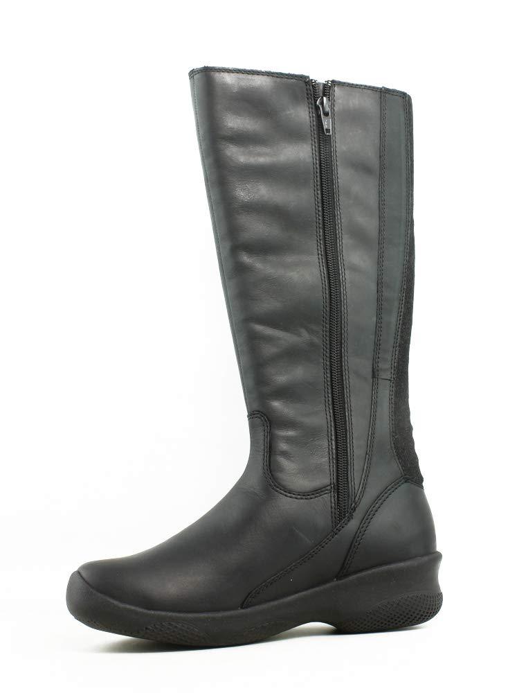 KEEN Women's Baby Bern Ii Tall-w Rain Boot, Black, 5 M US by KEEN (Image #2)