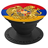 Armenia %2D PopSockets Grip and Stand fo