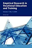 Empirical Research in Vocational Education and Training, , 9087908830