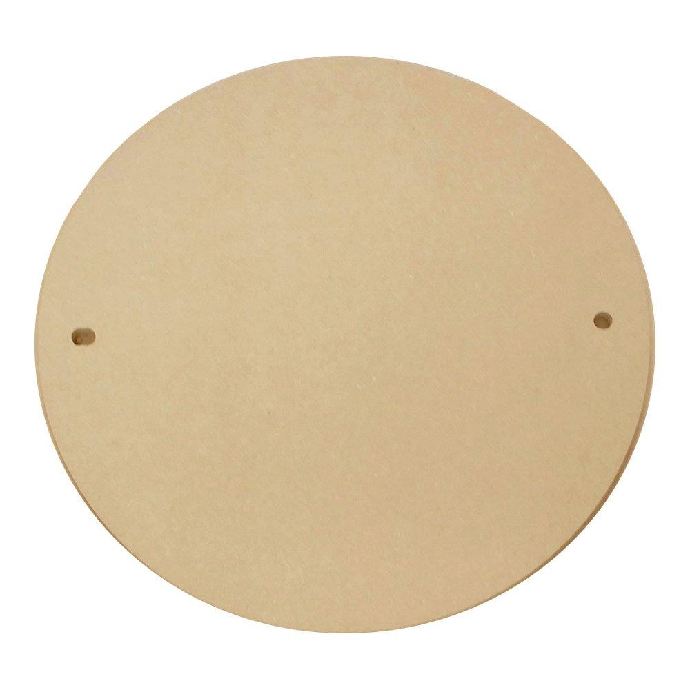 Speedball Medex Bat, Round, 12 inch Diameter, Recycled Wood Fiber (MDX12) SPEEDBALL ART PRODUCTS