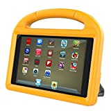 """PC Hardware : Gogoing Case for Amazon Fire HD 8 Tablet,[Light Weight] [Shockproof] Kids Children Cover Case with Carrying Handle Stand For Amazon Fire HD 8 Tablet (Fit """"2016Release/2017 Release"""")(ORANGE)"""