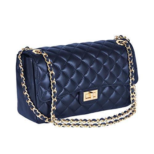 Handtasche SHERAN blau - (T8329 SHERAN BLUETTE)